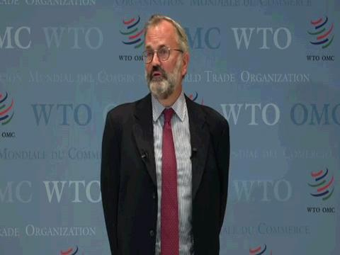 WTO  DIRECTOR GENERAL SELECTION