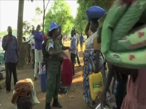 SOUTH SUDAN  UN POLICEWOMAN OF THE YEAR