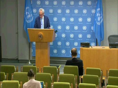 UN  US ELECTIONS REAX