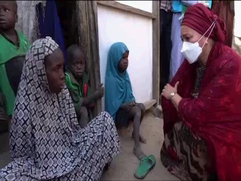 NIGERIA  AMINA MOHAMMED