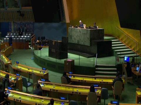 UN  ICJ ELECTIONS