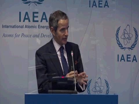IAEA / GROSSI IRAN
