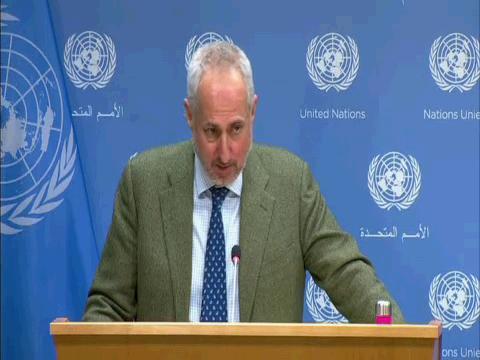 UN / ETHIOPIA UPDATE TEDROS