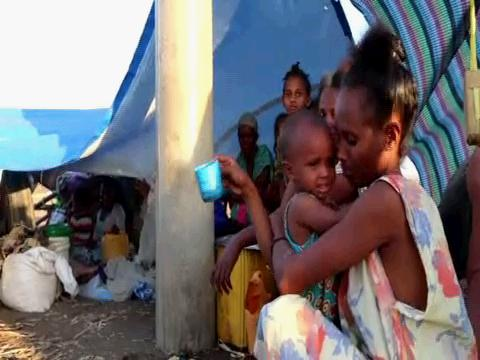 WFP  SUDAN ETHIOPIAN REFUGEES