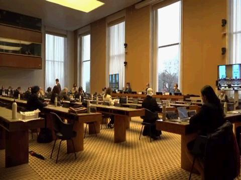GENEVA  SYRIAN CONSTITUTIONAL COMMITTEE