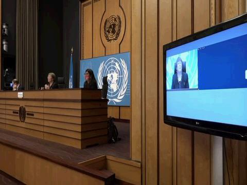 OHCHR  BACHELET PRESS CONFERENCE