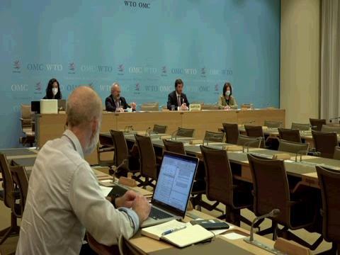 WTO  FISHERIES SUBSIDIES NEGOTIATIONS