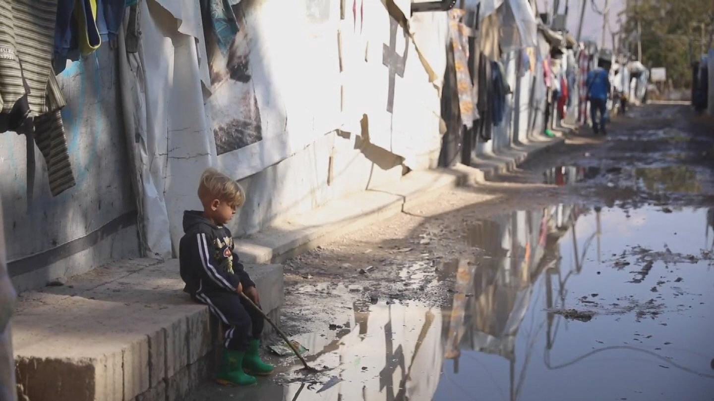 LEBANON  REFUGEES WINTER