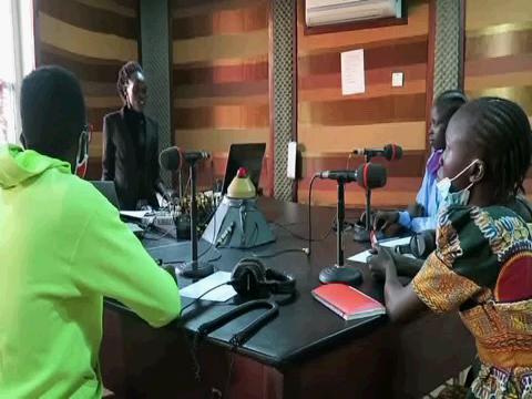 SOUTH SUDAN  RADIO GENDER BASED VIOLENCE