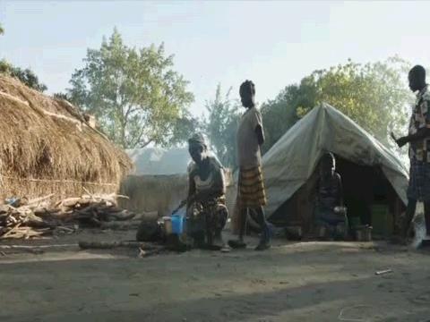 MOZAMBIQUE  CHILDREN MALNUTRITION
