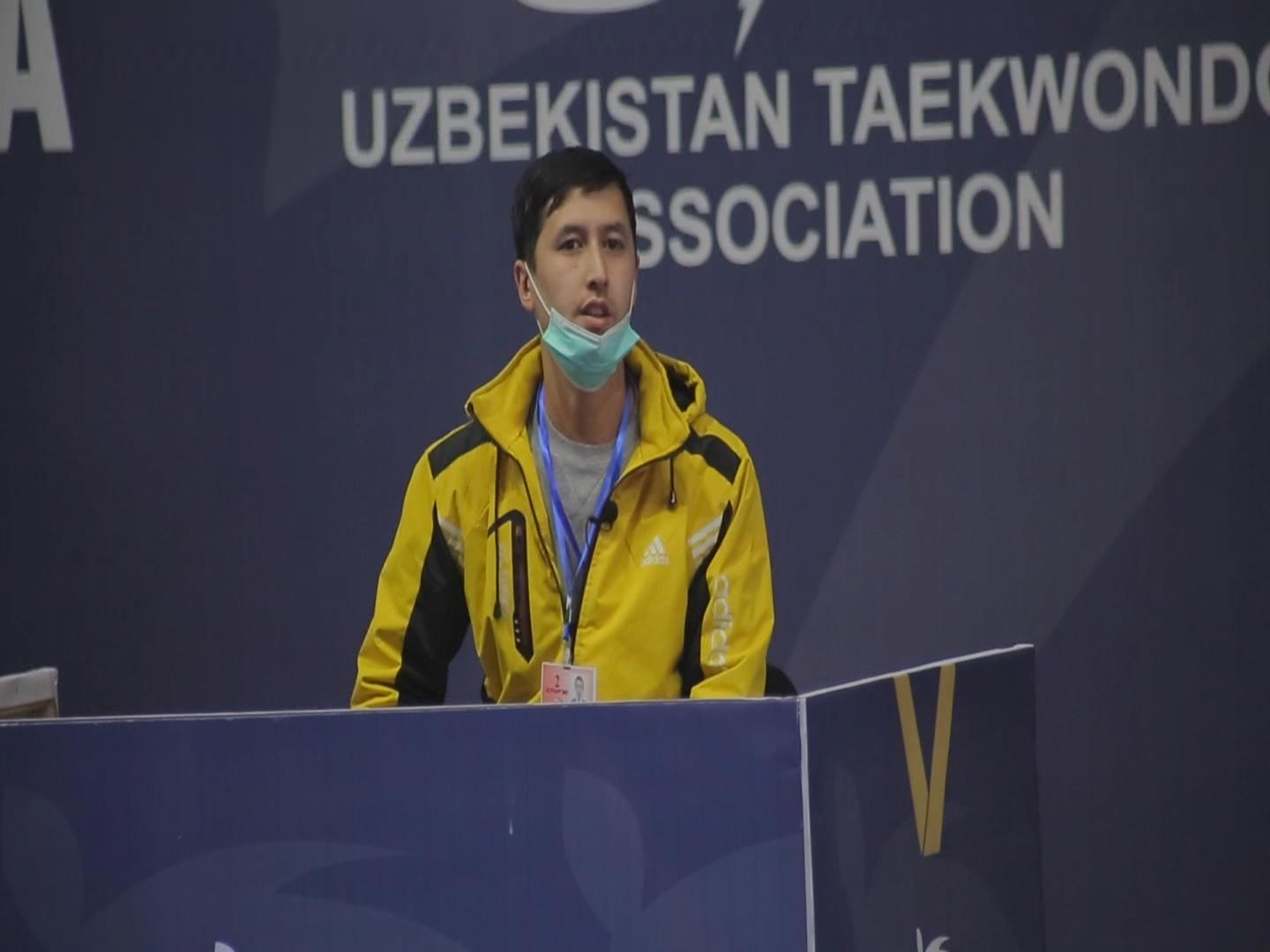 UZBEKISTAN  KICKBOXING CHAMPION CITIZENSHIP