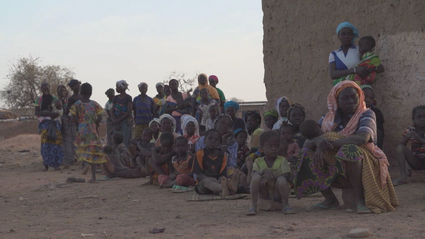 SAHEL  VIOLENCE INTERNAL DISPLACEMENT
