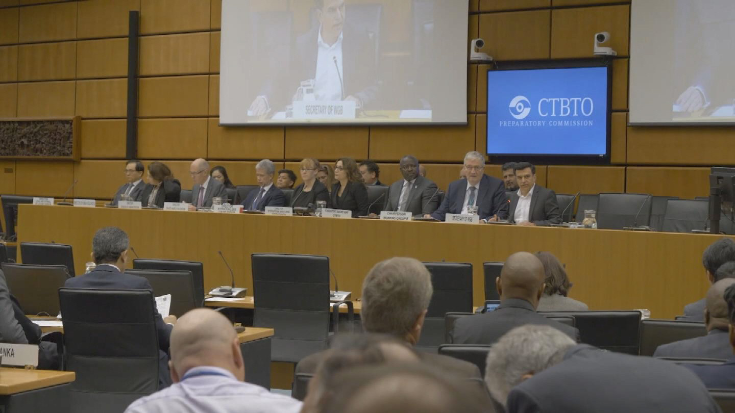 CTBTO  COSTA RICA CTBT 25 YEARS