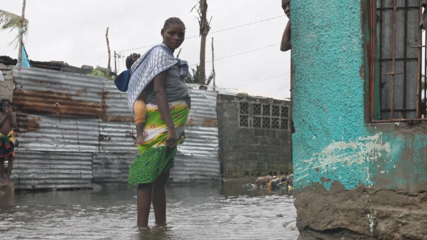 UNICEF  MOZAMBIQUE CYCLONE ELOISE