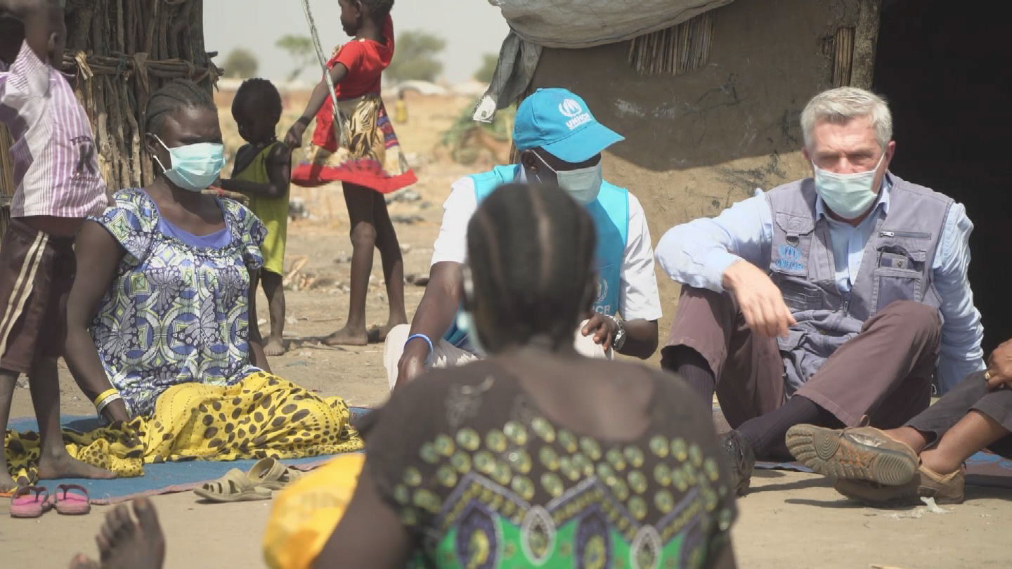 SOUTH SUDAN  GRANDI RETURNEES VISIT