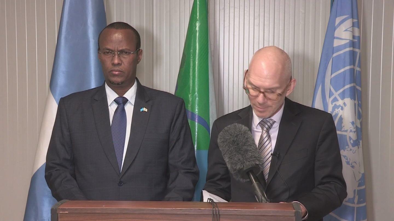 SOMALIA  SWAN NATIONAL ELECTIONS