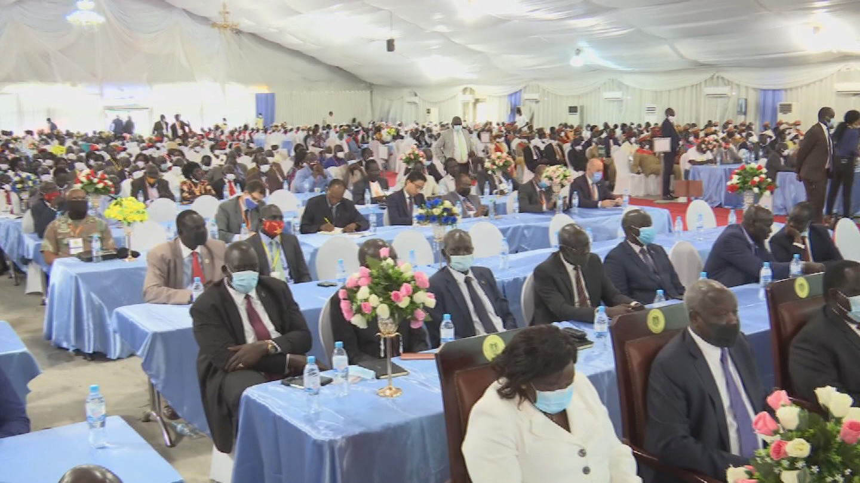 SOUTH SUDAN  JONGLEI-PIBOR PEACE CONFERENCE