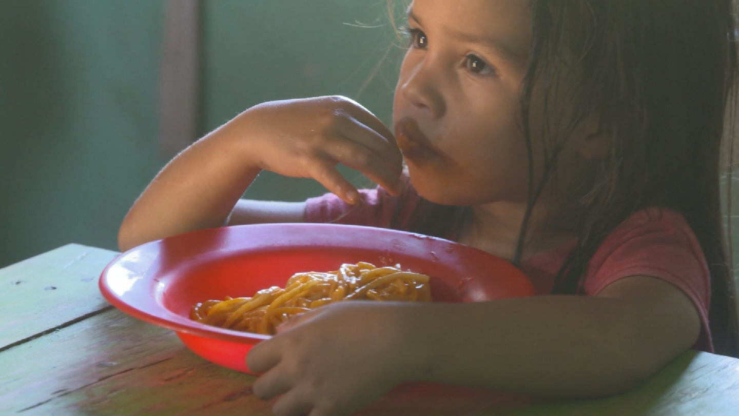 WFP  CENTRAL AMERICA HUNGER