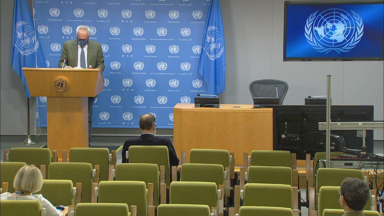 UN  DRC ATTACK UPDATE
