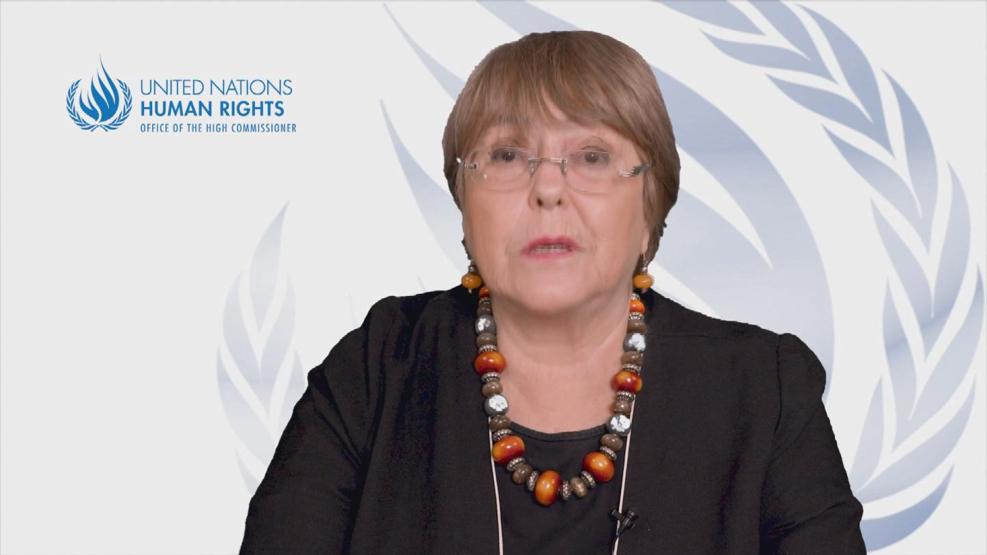 OHCHR  HUMAN RIGHTS GLOBAL UPDATE