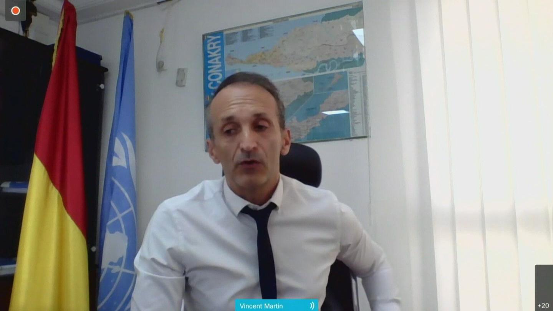 UN / GUINEA EBOLA COVID-19