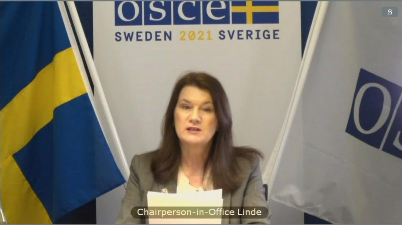 UN  OSCE
