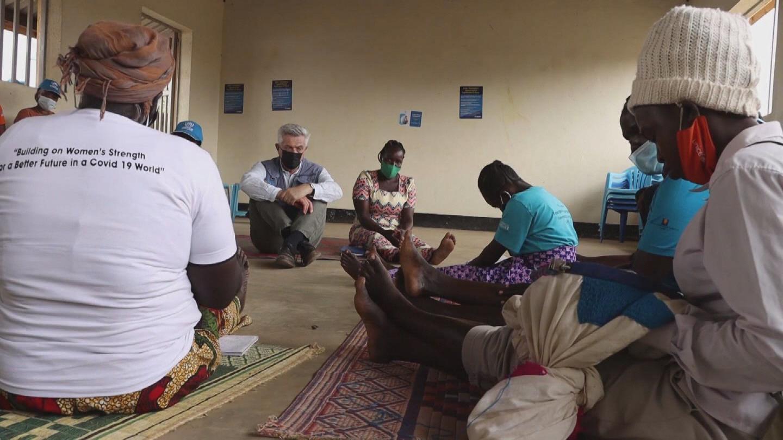 UNHCR  UGANDA REFUGEE RESPONSE