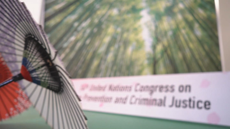 KYOTO  CRIME CONGRESS CLOSING