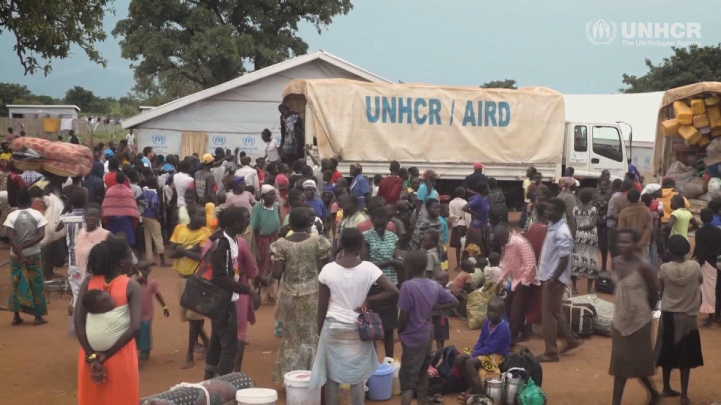 UNHCR  SOUTH SUDAN URGENT APPEAL