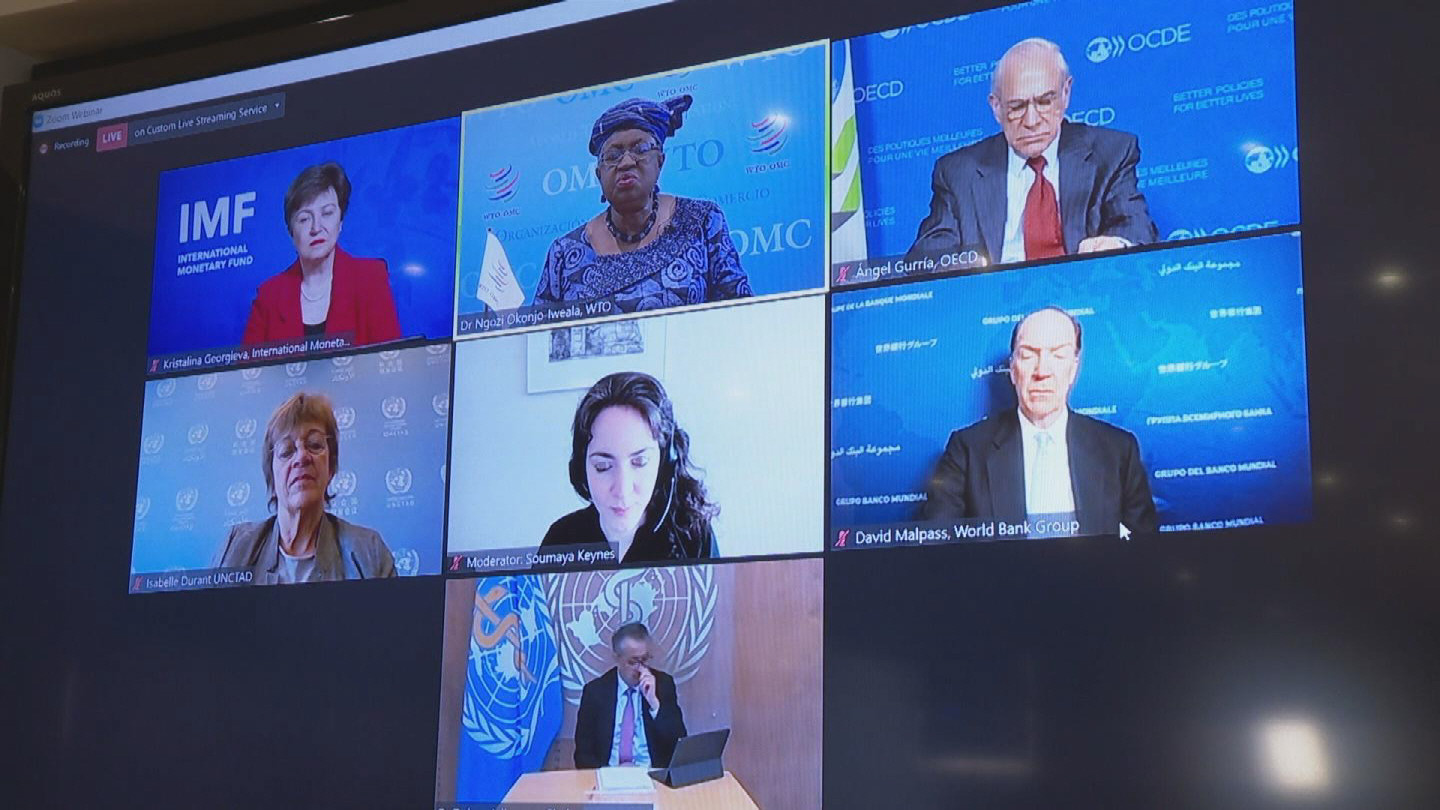 WTO  TRADE COVID-19 DEVELOPING COUNTRIES