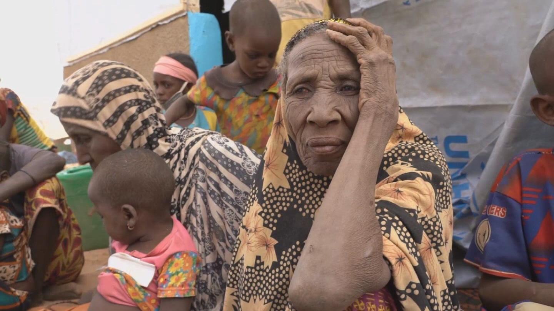 BURKINA FASO  MALIAN REFUGEES