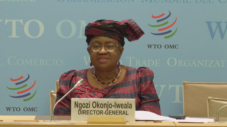 WTO  TRADE FORECAST 2021