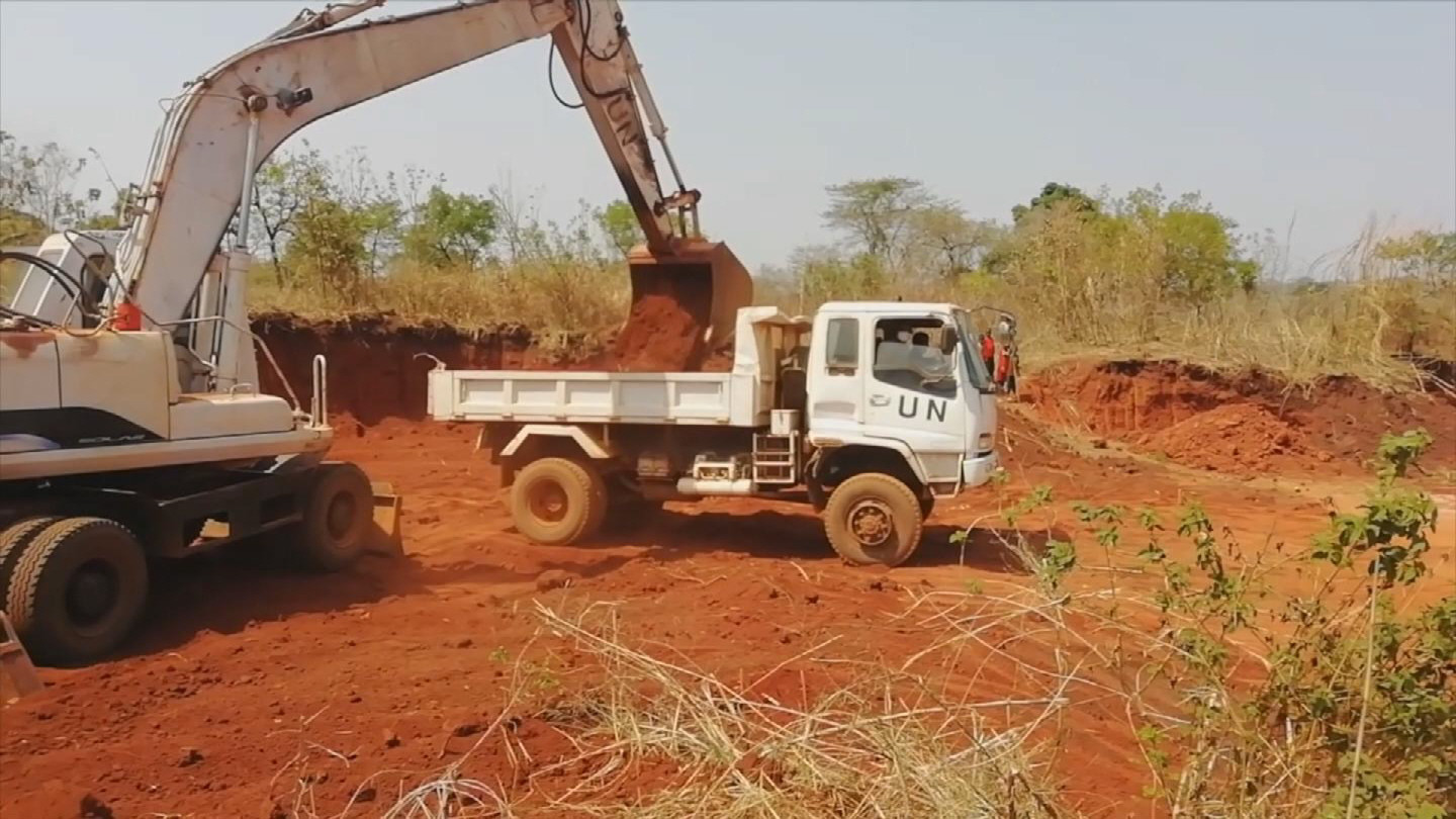 SOUTH SUDAN  ROAD REHABILITATION