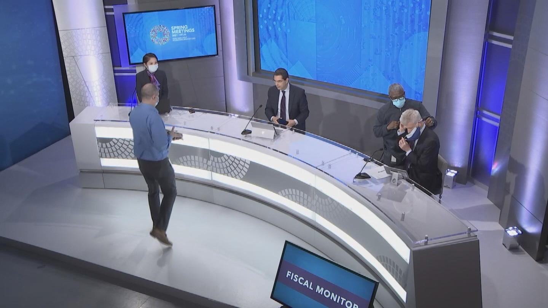 IMF  FISCAL MONITOR REPORT PRESSER