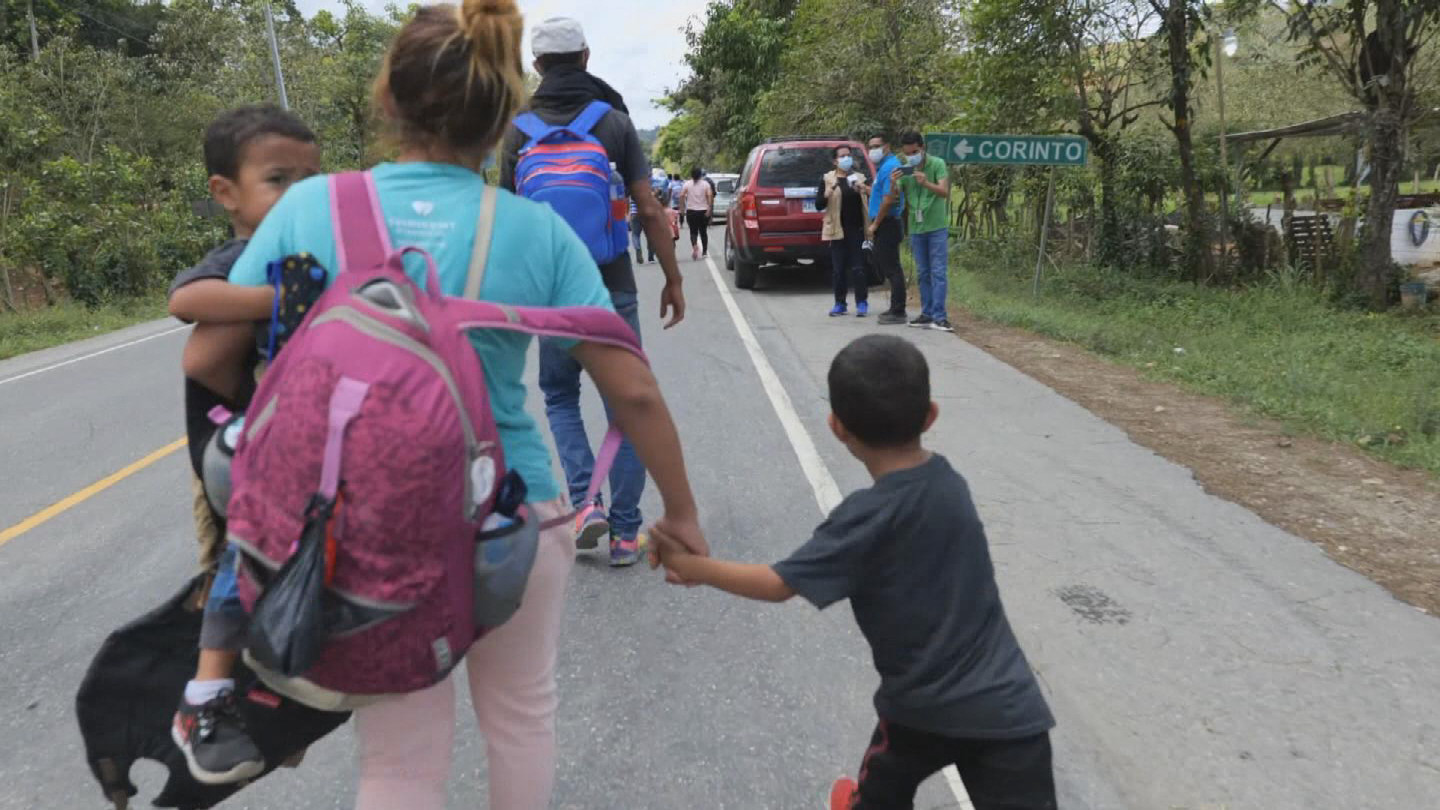 WFP  CENTRAL AMERICA MIGRATION