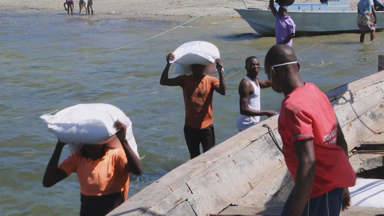 MOZAMBIQUE  HUMANITARIAN CRISIS