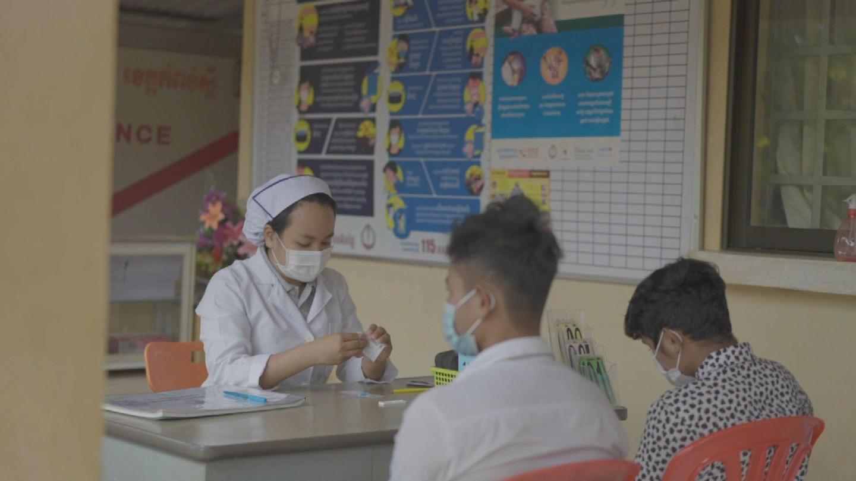CAMBODIA  MALARIA ELIMINATION