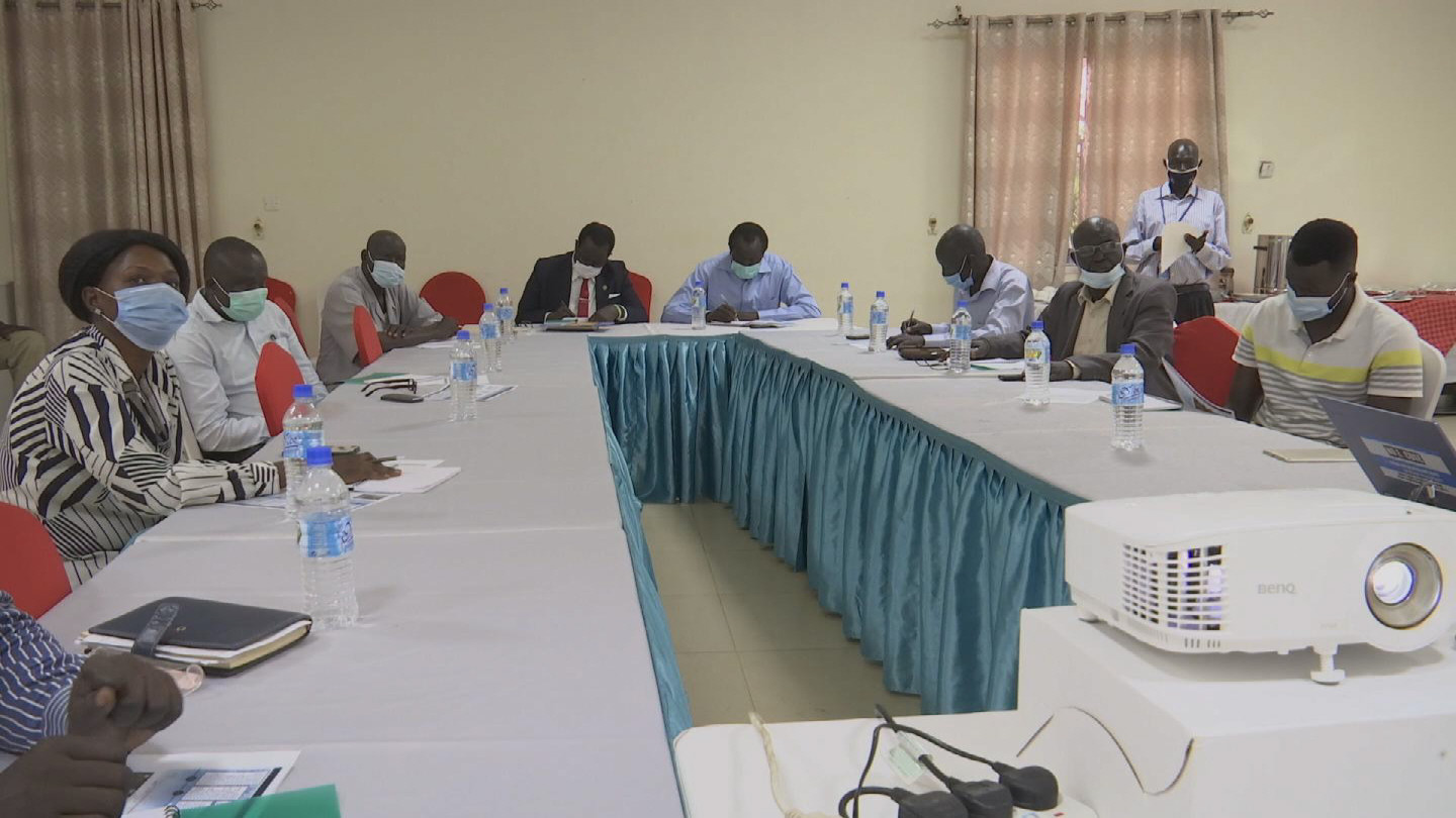 SOUTH SUDAN  DISPLACED PERSONS WORKSHOP