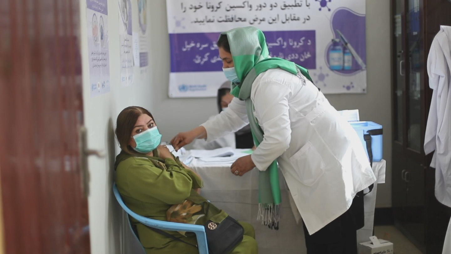 AFGHANISTAN / COVID-19 VACCINATION