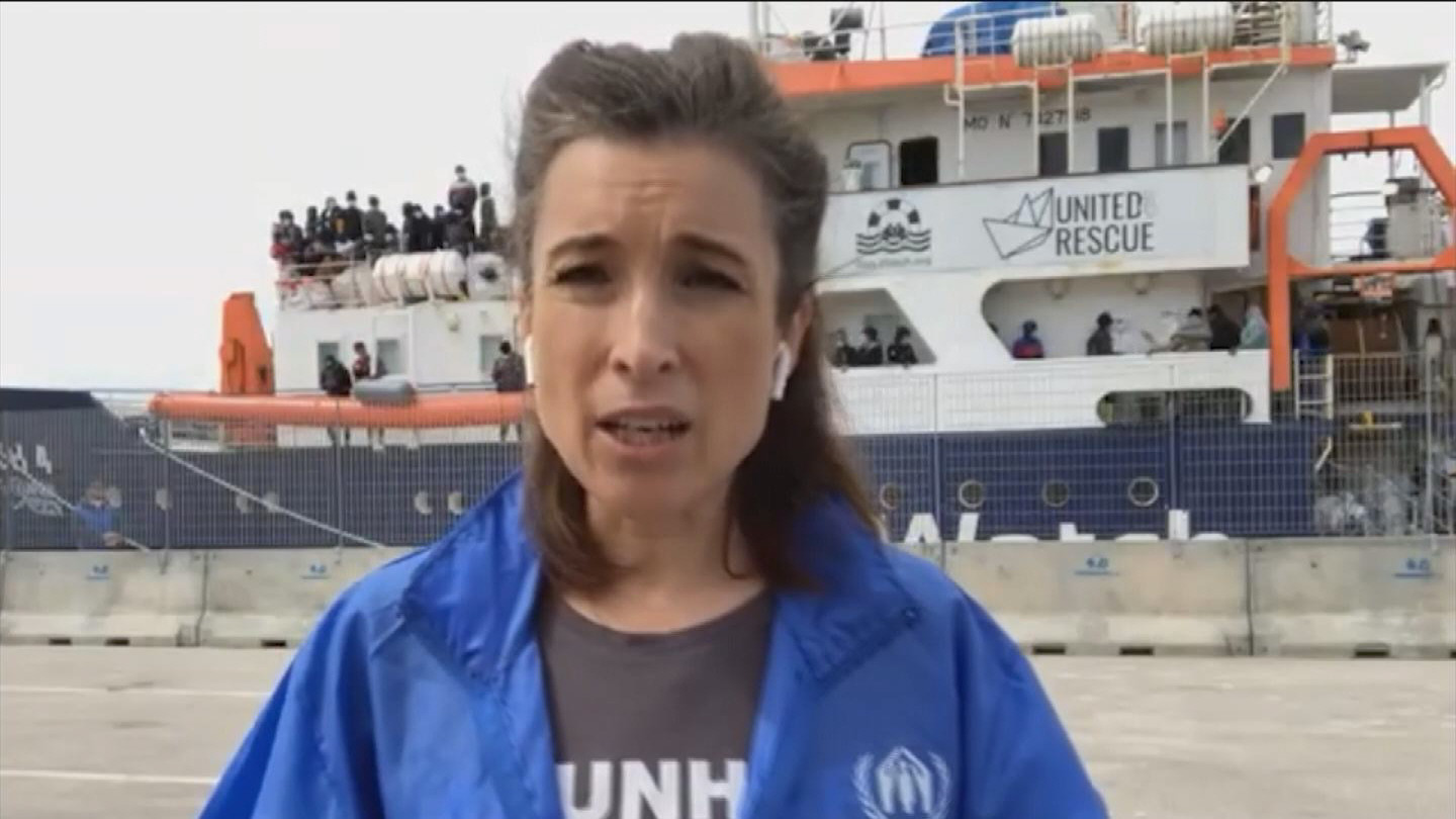 GENEVA / REFUGEES SEARCH AND RESCUE OPERATIONS