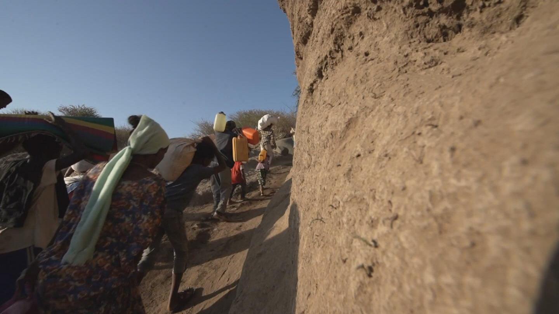 SUDAN  CLIMATE CHANGE ETHIOPIAN REFUGEES