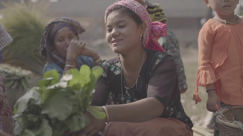 BANGLADESH  ROHINGYA REFUGEE FARMERS