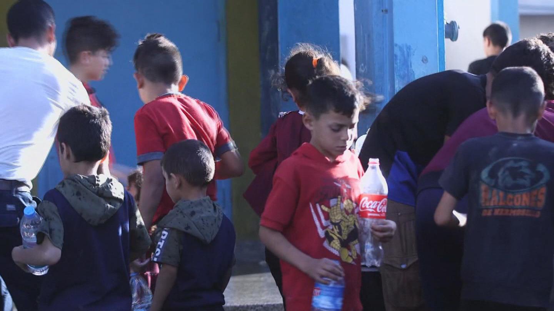 UN  GAZA HUMANITARIAN UPDATE