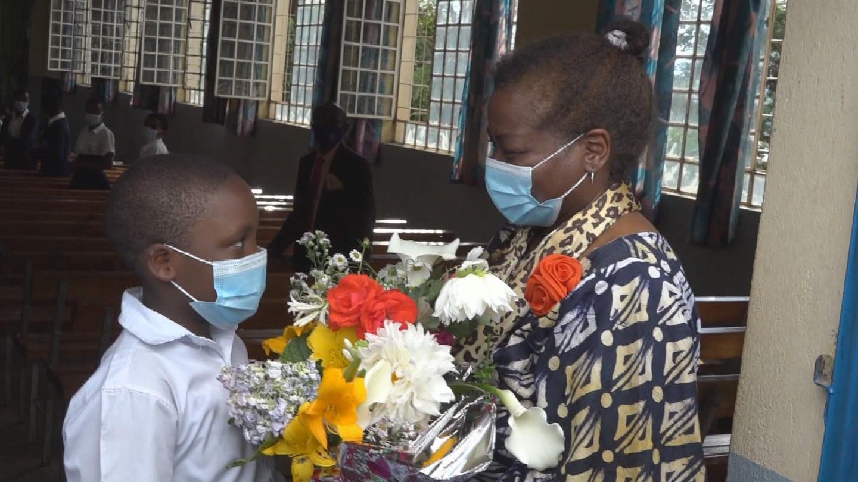 DRC  UNFPA EXECUTIVE DIRECTOR VISIT