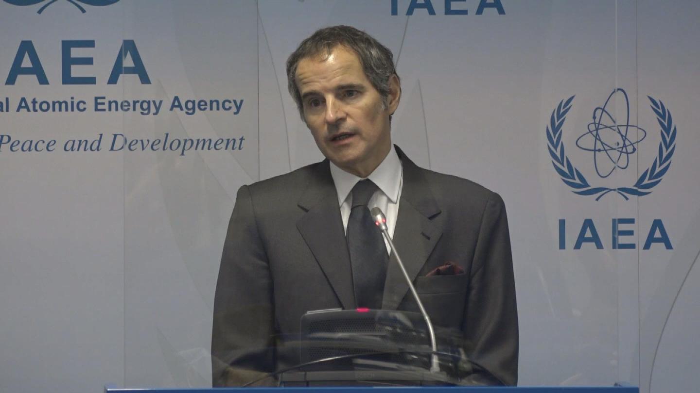 IAEA  IRAN AGREEMENT EXTENSION