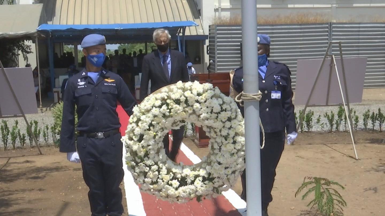 SOUTH SUDAN  INTERNATIONAL PEACEKEEPERS DAY