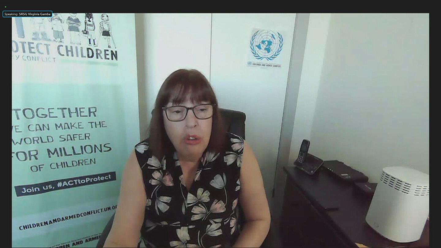 UN  ELIMINATION OF SEXUAL VIOLENCE IN CONFLICT