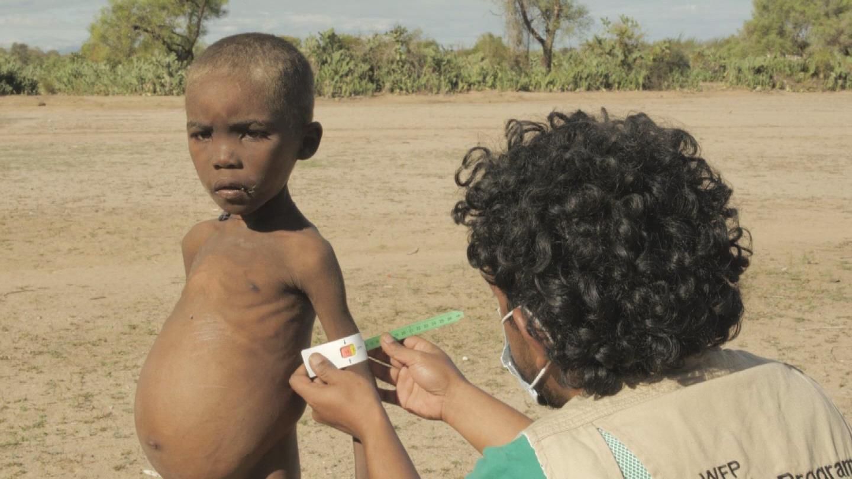 WFP  MADAGASCAR DROUGHT