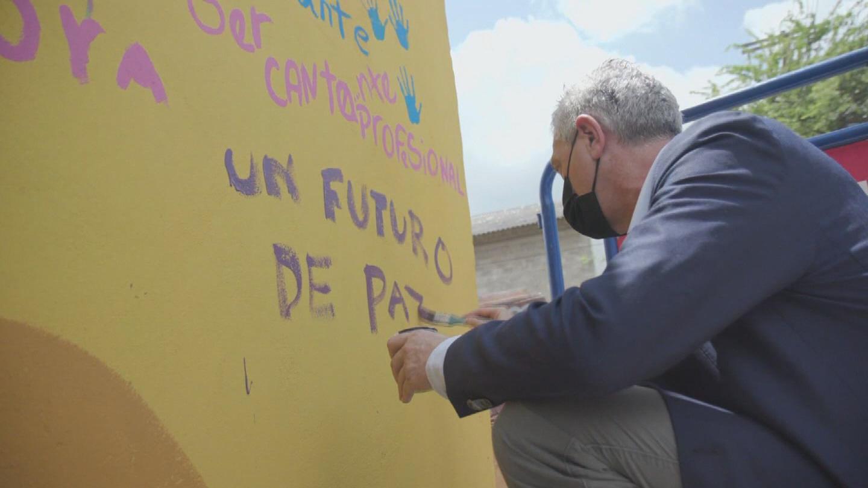 UNHCR  GRANDI COLOMBIA ECUADOR PANAMA