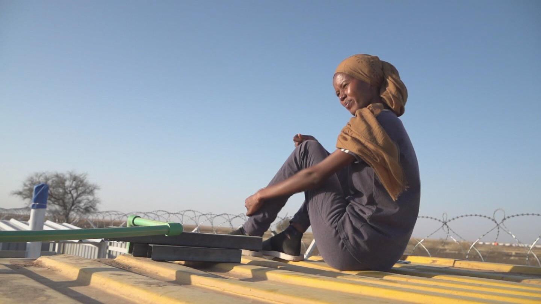 SUDAN  ETHIOPIAN REFUGEE TIGRAY